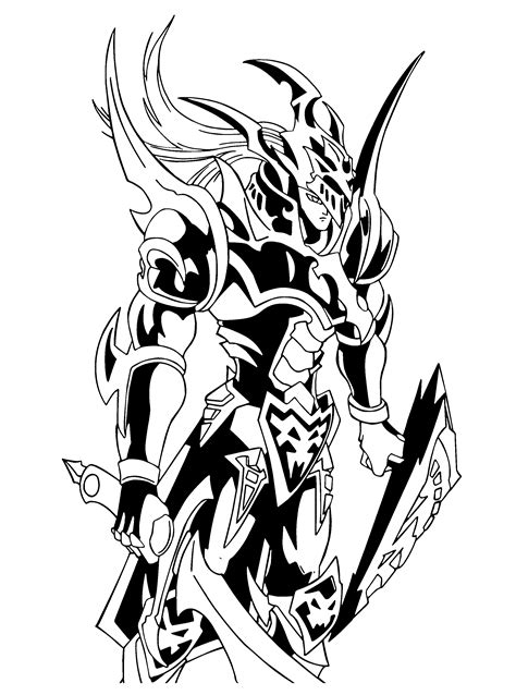 coloring pages yugioh monsters yu gi oh gx monster coloring pages coloring pages