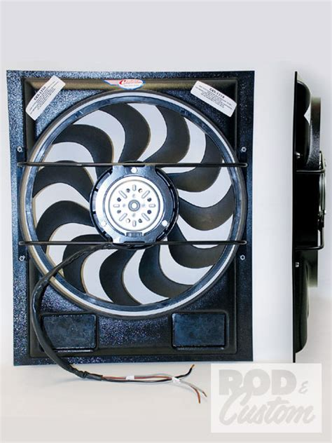 electric fans for rods keeping your rod cool rod network