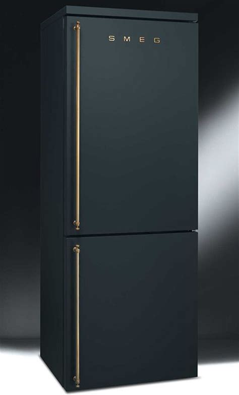 matte black appliances smeg refrigerator dream for the home pinterest
