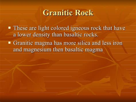 light colored rocks with lower densities form from basaltic magma chapter 4 rocks