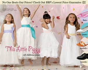 Wedding dresses kids