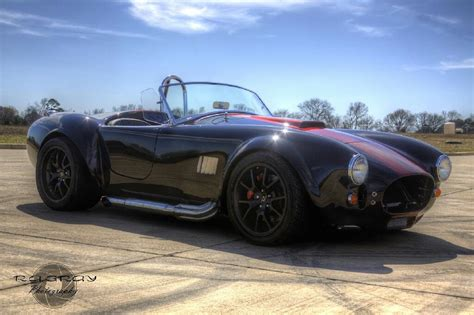 cobra kit car insanity shelby cobra kit car receives turbo