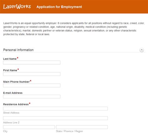 Professional Resume Cover Letter Samples by Employee Onboarding Automate With Laserfiche Forms