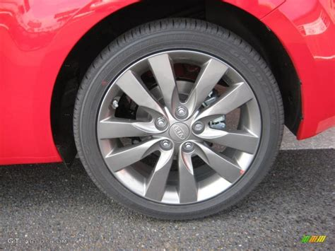 Kia Forte Koup Wheels 2011 Kia Forte Koup Sx Wheel Photo 49044546 Gtcarlot