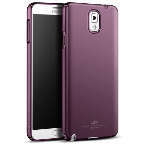 Hardshell For Samsung Galaxy Note 3 for samsung galaxy note 3 original msvii luxury slim pc matte cover for samsung galaxy