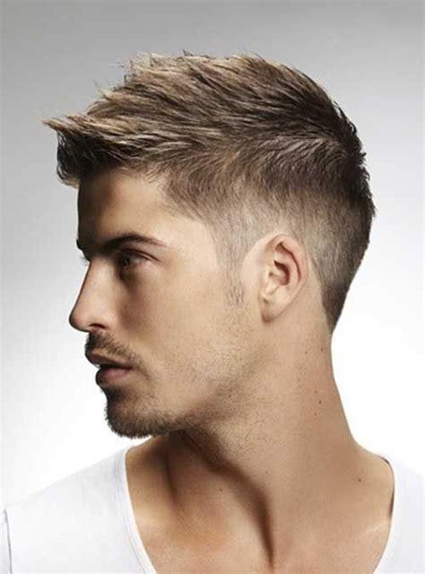 peinado hombre corto como hacerse peinados para hombres pelo corto peinado