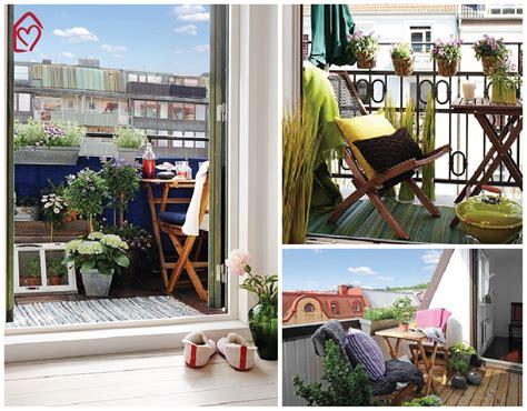 arredo balcone piccolo 21 idee per arredare un piccolo balcone by il