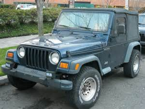 2000 Used Jeep Wrangler 2000 Jeep Wrangler Pictures Cargurus