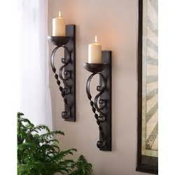 Candle Sconces Wall Decor by Candle Sconces Sconce Lighting Kirklands