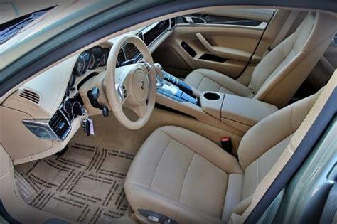 4 Door Porsche Interior 2011 Porsche Panamera S 4 Door Sedan 172429