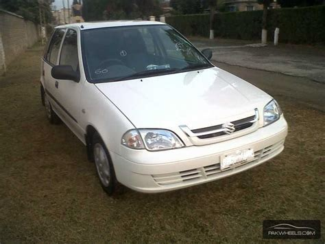 Used Suzuki Cultus Suzuki Cultus Cars For Sale In Islamabad Verified Car