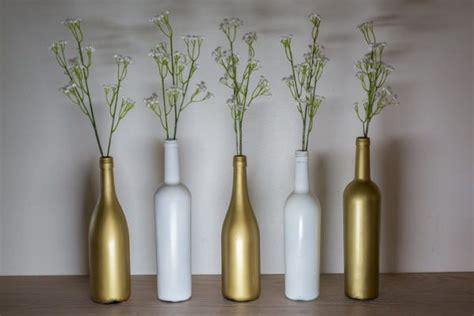 como decorar botellas en vidrio reciclaje ideas para decorar botellas de cristal o de vidrio
