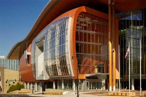 music city center nashville tn lighting design by cm aeccafe music city center in nashville tennessee by