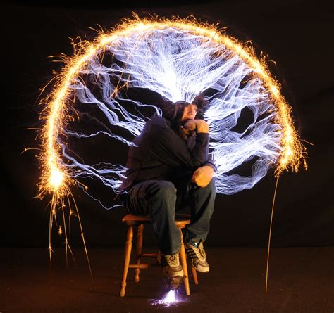 tesla coil modern thinker