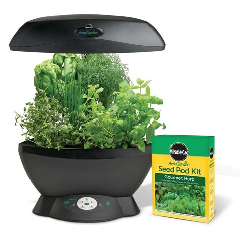 indoor garden kit aerogarden seed kit