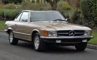 Mercedes Sl 1980 1980 Mercedes 350sl 4 Speed Manual German Cars For