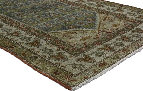 industrial rug runners distressed antique malayer carpet runner with modern industrial style for sale at 1stdibs