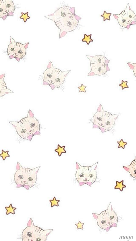 wallpaper cat illustration 17 images about kawaii on pinterest my melody