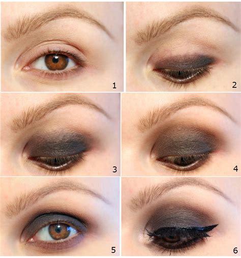 video sexy smokey eyes step by step celebrities smokey eyes makeup tutorial korean contact