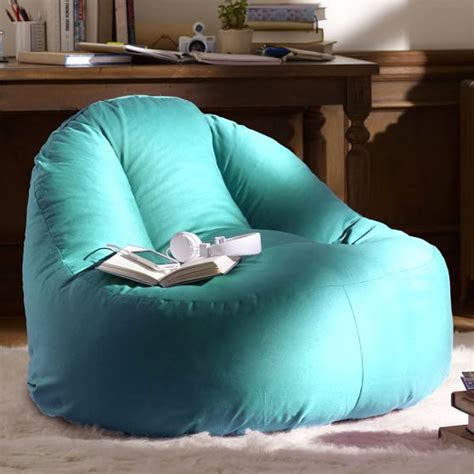 cute bean bag chairs small wolf bean bag chair cute bean bag solid leanback lounger pbteen