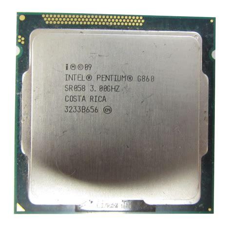Prosesor Intel Pentium G860 Cache 3m 3 00 Ghz 1155 Try intel pentium g860 sr058 3 00ghz socket 1155 cpu cpu processors