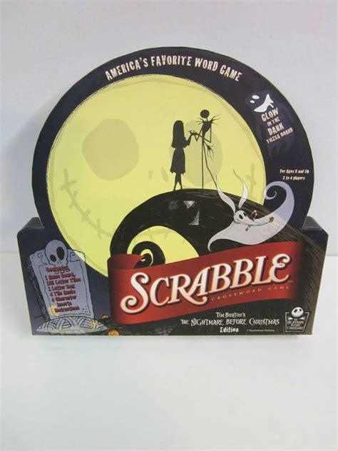 nightmare before scrabble 244 best toys images on custom dolls