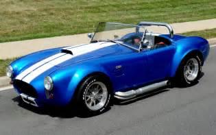 65 Mustang Black 1965 Shelby Cobra 427 Roadster