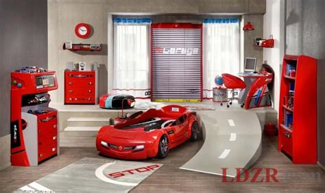 Race Car Bedroom | boys bedroom decorating design ideas home design and ideas