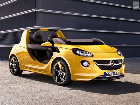 opel yellow yellow cab s profile autemo com automotive design studio