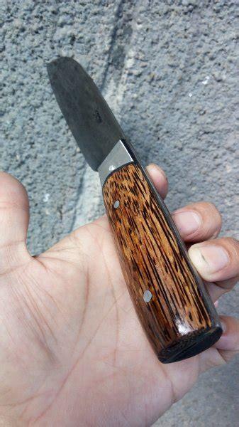 Jual Pisau Baja Putih jual pisau baja pulltang di lapak perkakas sunda perkakas