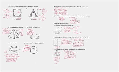 Practice Quizzes And Tests For Geometry Profesora Bass