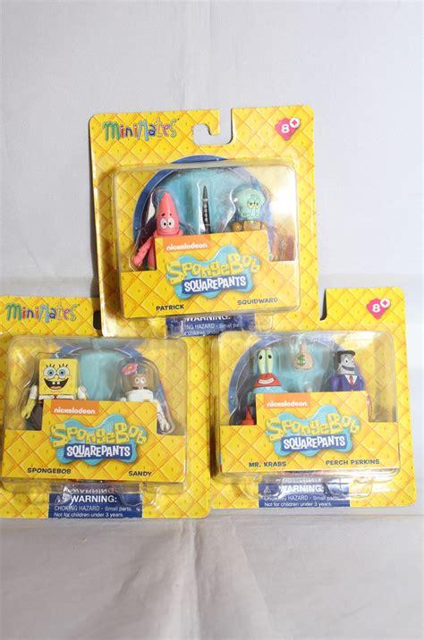 Spongebob Giveaways - spongebob minimates giveaway litlgeeks
