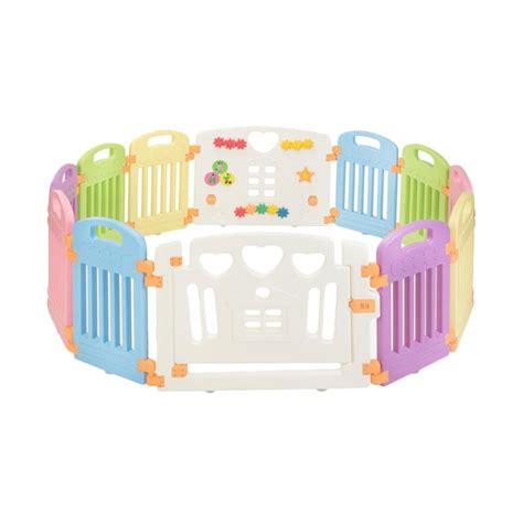 Jual Pagar Pengaman Bayi Bekas jual parklon pe fence classic 10 2 pagar pengaman bayi