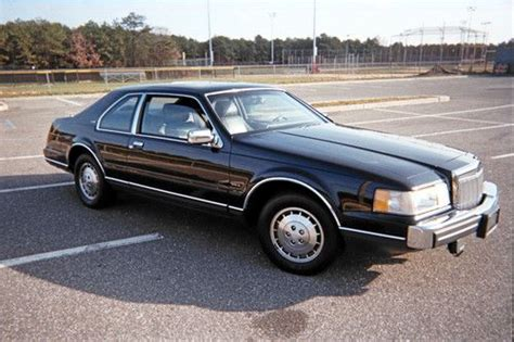 automotive air conditioning repair 1985 lincoln continental mark vii navigation system find used 1985 lincoln mark vii lsc sedan 2 door 5 0l in huntington station new york united states