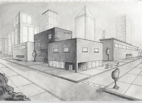 sketchbook lengkap 50 gambar perspektif beserta contoh dan pengertian