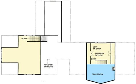 airplane floor plan custom northwest home with airplane hanger 35475gh