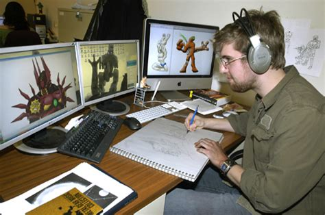 game design education requirements gaming artist their job roles skills education required
