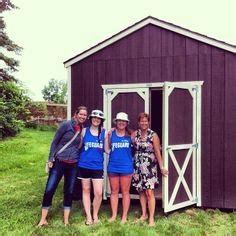 8 x 10 storage shed with r delivered to kemptville on