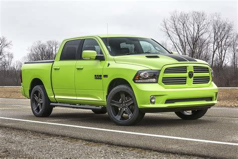 dodge ram 1500 trucks bright and bold ram 1500 sublime sport bows in new york