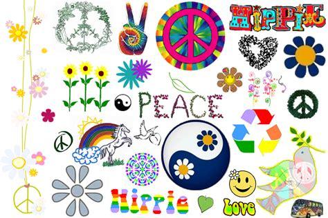imagenes de simbolos hippies como transformarse y ser hippie por un dia regresion
