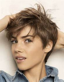 a brown hairstyle from the lets collection