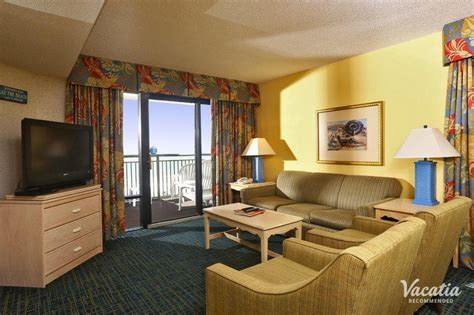 3 bedroom hotels myrtle beach three bedroom two bathroom partial ocean view long bay