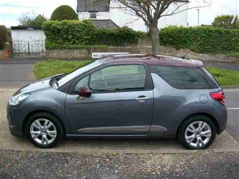 Citroen Ds3 For Sale by Citroen Ds3 1 6 Vti 120bhp Automatic Dstyle Car For Sale