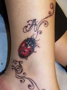 ankle tattoo design ideas