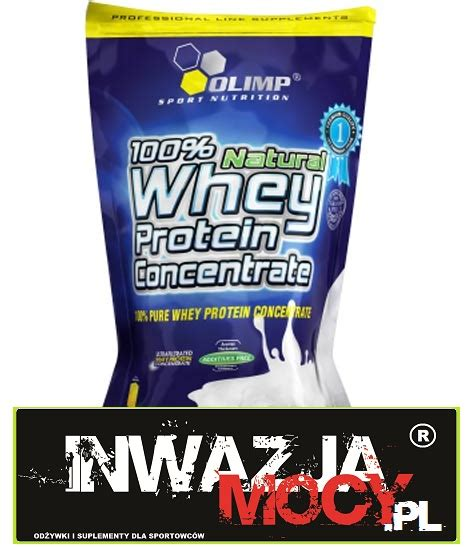 w protein concentrate olimp 100 whey protein concentrate 1400g białko