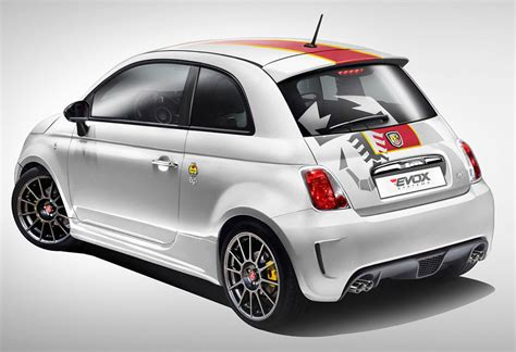 fiat 500 abarth powerkit by alpha n