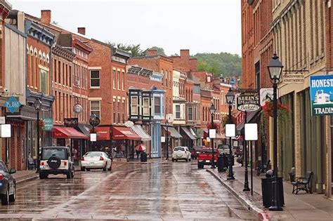 beautiful small towns in america galena illinois best free home design idea inspiration