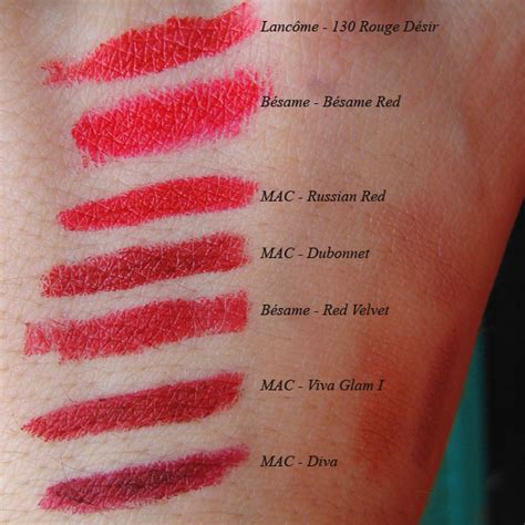 types of red colors 8 reason why you have to use red lipstick pieces of