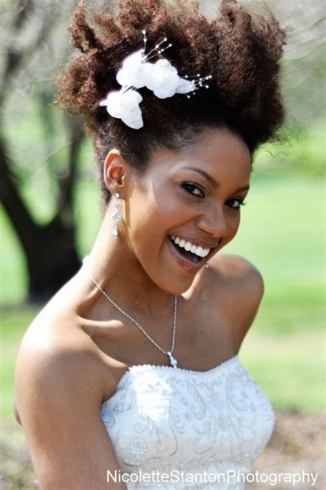 American Hairstyles For A Wedding by 50 Best Wedding Hairstyles For Black 2018 Cruckers