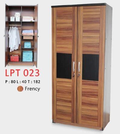 Lunar Lemari Pakaian 2 Pintu Lpt 024c lunar lpt 023 lemari pakaian 2 pintu satu kantor